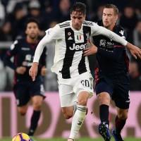 Juventus – Cagliari 06/01 ore 15.00