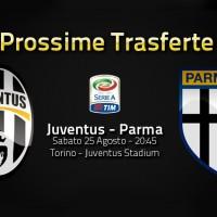 Autobus Juventus – Parma