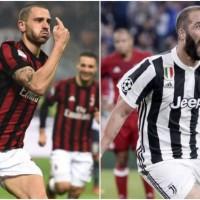 Milan – Juventus 11/11 ore 20.30
