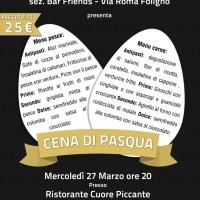 Cena Bianconera Pasqua 2013
