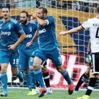 Juventus – Parma 19/01 ore 20.45