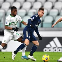 Juventus – Sassuolo 27/10 ore 18.30