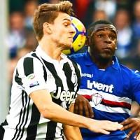 Juventus – Sampdoria 15/04 ore 18.00