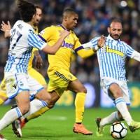 Juventus – Spal 24/11 ore 18.00