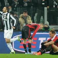 Juventus-Milan 20/04 o 21/04 orario e data da definire